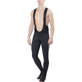 Löffler WS Softshell Warm Bib Tights Long Men, black